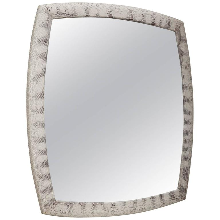 Genuine Python Mirror For Sale
