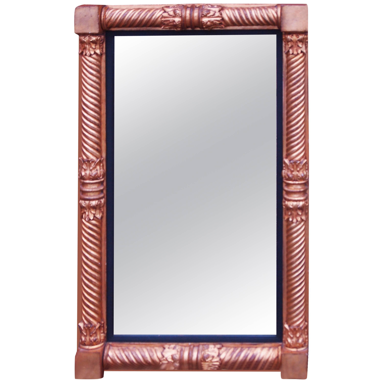 English Regency 19th Century Gilt Pier Mirror