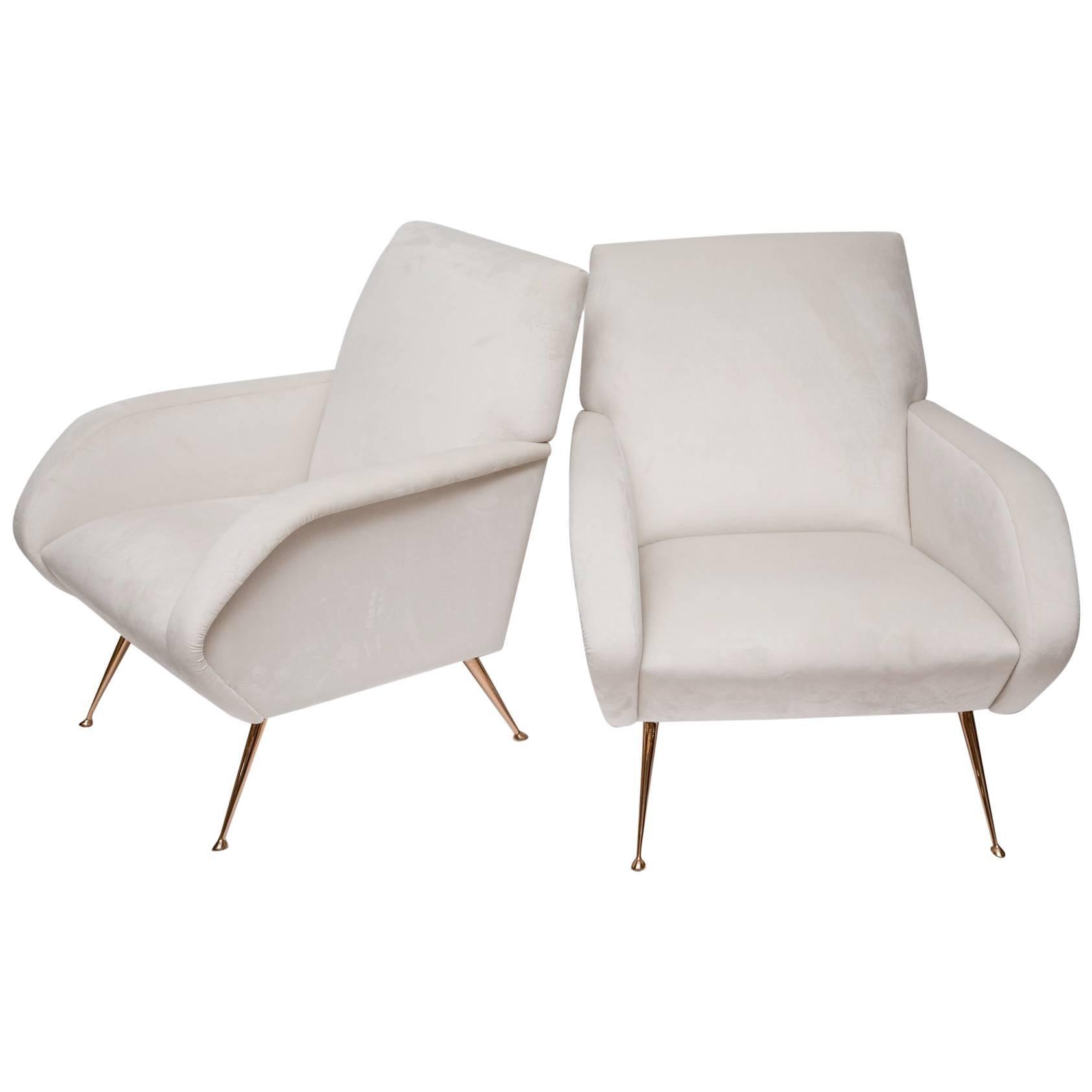 Stripe's Own Custom Roma Chairs