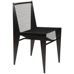 ICON Chair in steel & rope by Christopher Kreiling Studio *New Lower Price
