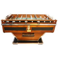 Mid-Century French Foosball Table
