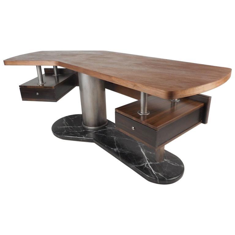 Impressive Modern Executive Desk
