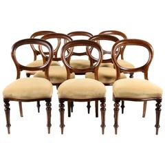 Victorian Dining Room Chairs - 34 For Sale at 1stdibs