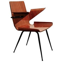 Desk Chair by Gorgone Napoli