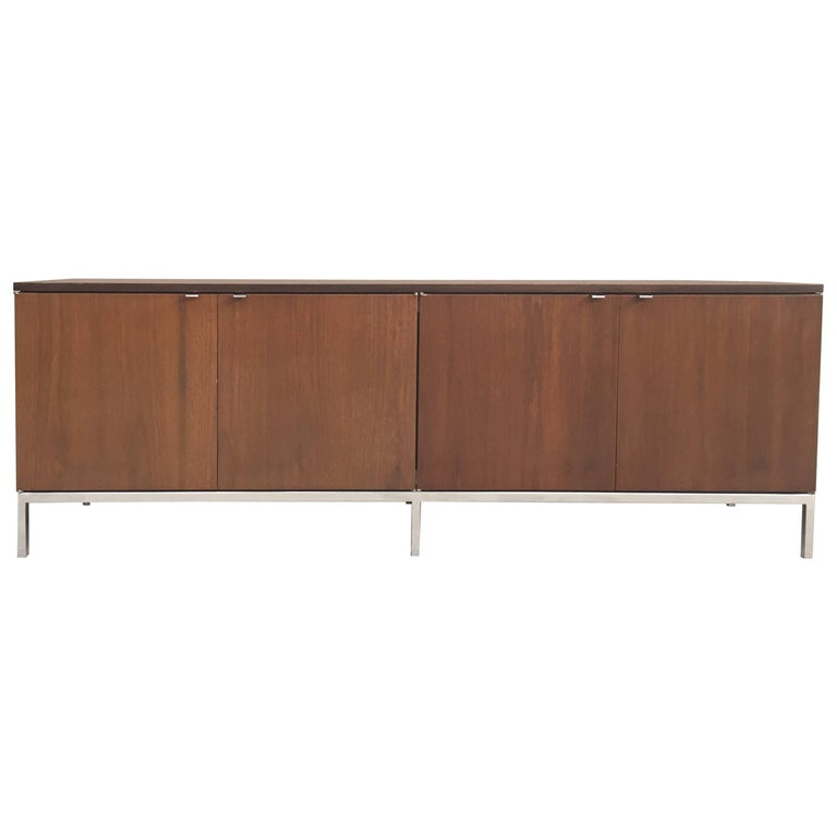 Sideboard By Florence Knoll At 1stdibs