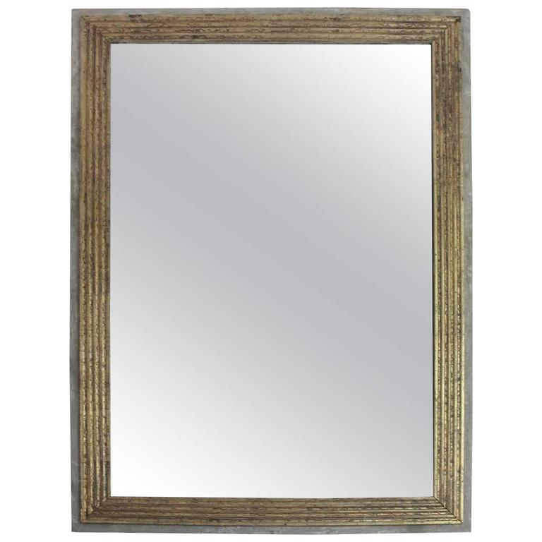 19th Century Directoire Style Mirror For Sale