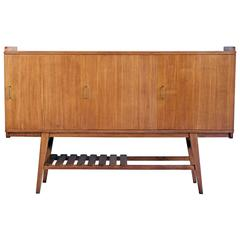 Sideboard by Jean-René Caillette for Georges Charron, France 1950