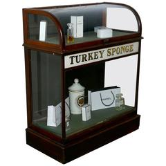 Turkey Sponge Chemist Shop Display Cabinet