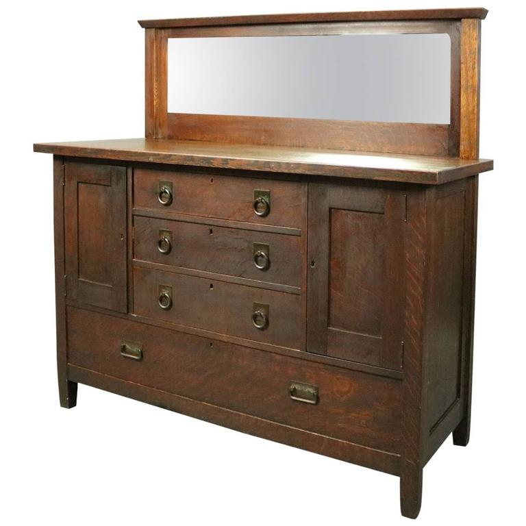 Mission Oak Dresser Bestdressers 2019