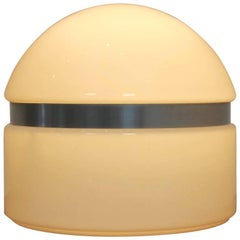 Artemide Extra Large 1960s Italian Glass Floor Lamp