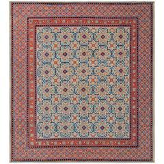 Antique Samarkand 'Khotan' Rug
