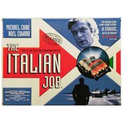 """The Italian Job"" Film Poster, 1999"