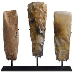 Collection of Prehistoric Neolithic Danish Flint Tools, 1900 BC