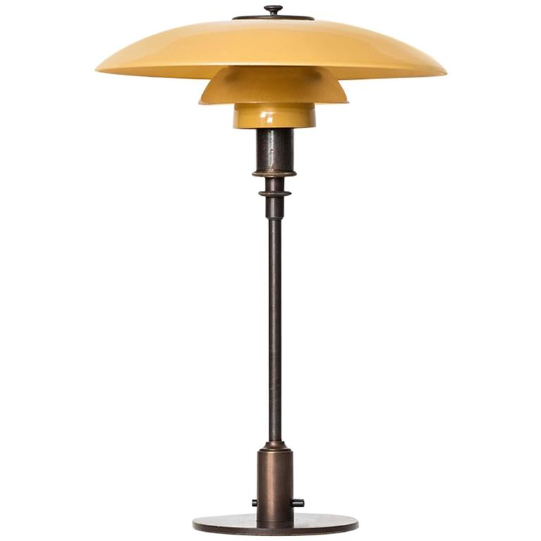 Poul henningsen table lamp model ph 32 by louis poulsen in denmark poul henningsen table lamp model ph 32 by louis poulsen in denmark for aloadofball Choice Image