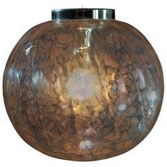 Mid-Century Modern Venini Sphere in Murano Glass