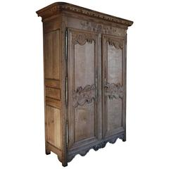 19th Century Marriage Cabinet or Armoire