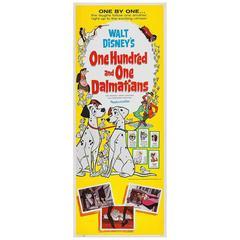 """""""101 Dalmatians"""" Film Poster, 1961"""