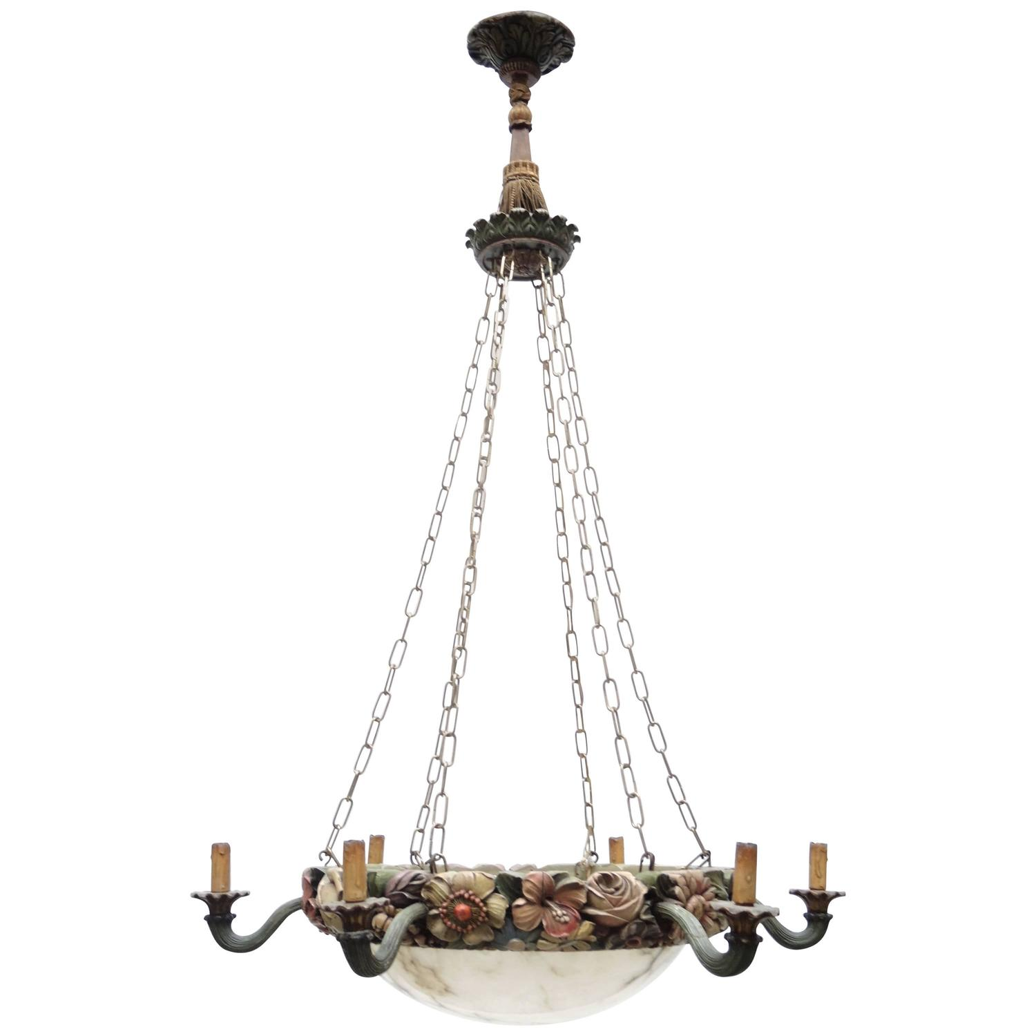 Belgian Chandeliers and Pendants 119 For Sale at 1stdibs