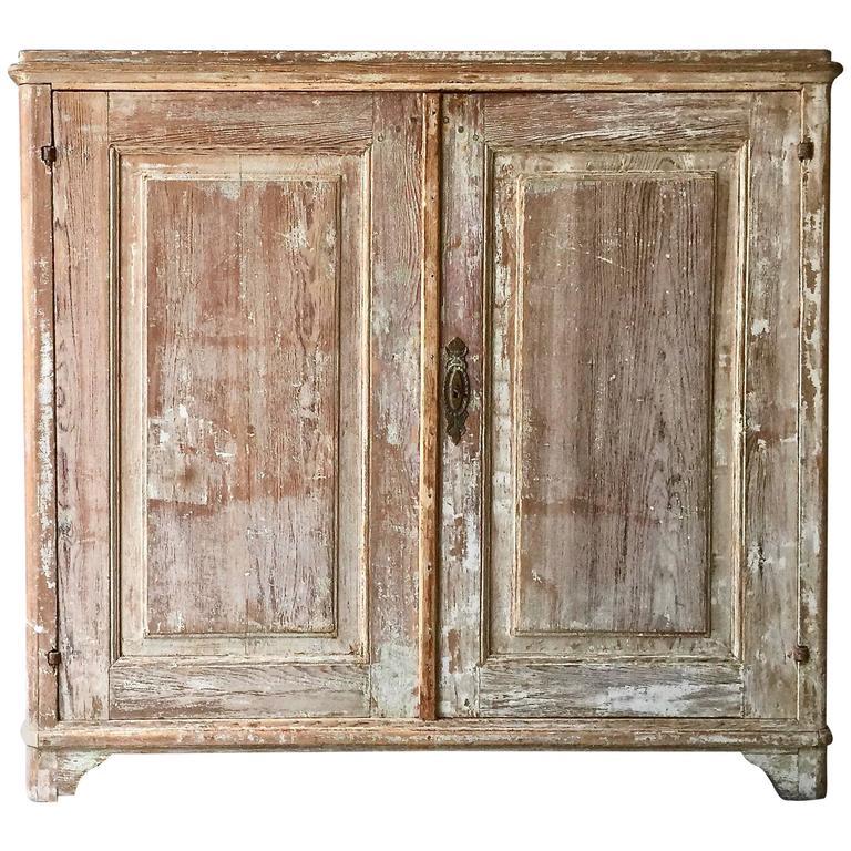 Swedish Gustavian Period Sideboard