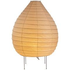 Large Isamu Noguchi Akari 23N Floor Lamp