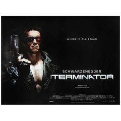 """The Terminator"" Film Poster, 2015"