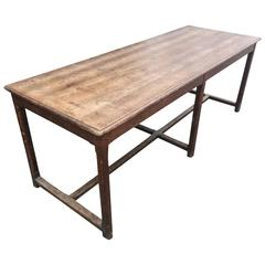 French Dining Table in Oak