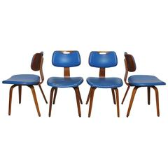 1950s Dining Chairs by Thonet