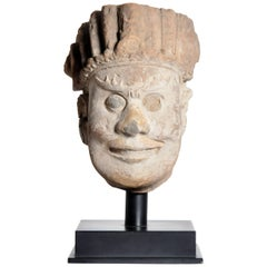 Head of a Luohan