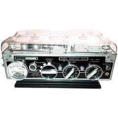 "Motion Picture Audio Recorder. ""Nagra III"", Circa 1966 Vintage Sculpture ON SALE"