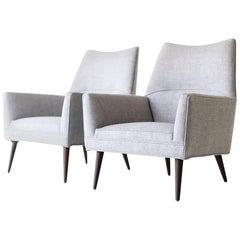 Paul McCobb Squirm Lounge Chairs