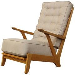 Bas Van Pelt Dutch Art Deco Modernist Oak Armchair