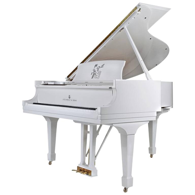 "John Lennon Steinway & Sons ""Imagine"" Freeda People Limited Edition Grand Piano"