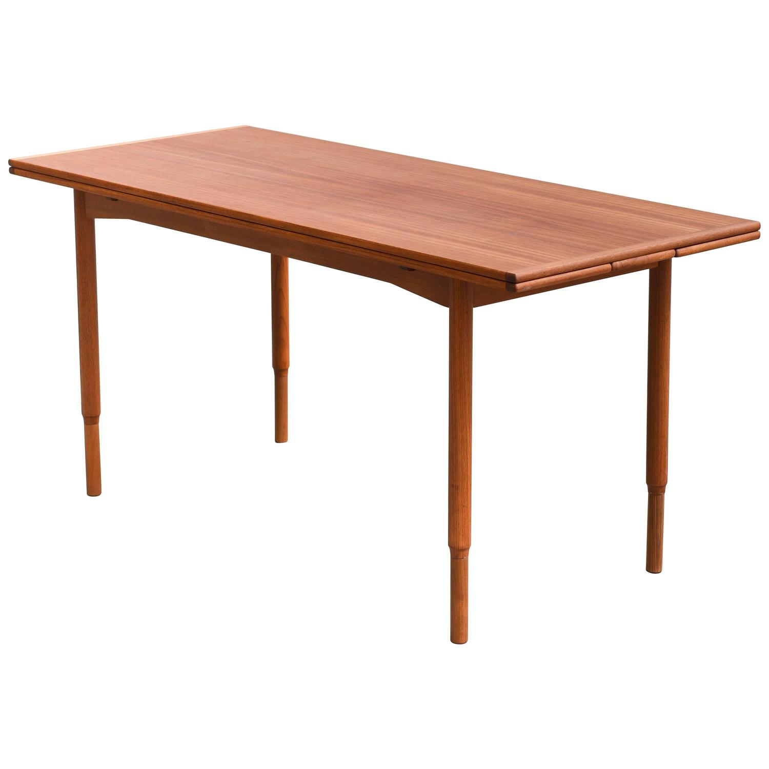 Teak Coffee or Dining Table by P S Heggen For Sale at 1stdibs