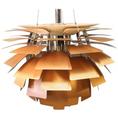 PH Ø48 Design Poul Henningsen Artichoke Manufactured by Louis Poulsen