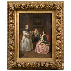 Antique Dutch Painting