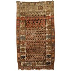 Antique Turkish Kurdish Rug