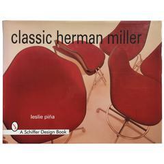 """""""Classic Herman Miller, Leslie Piña"""" Book"""