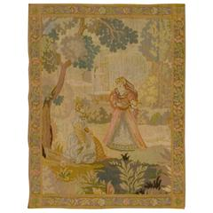 French Tapestry, Late 19th Century