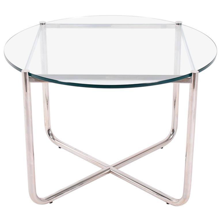 Mis van Der Rohde MR Side Table for Knoll 1