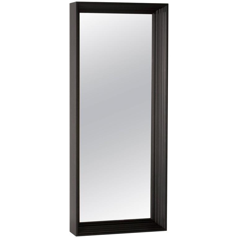 Moooi Frame Mirror in Black Anodized Aluminum