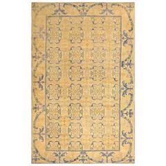 17th Century Cuenca Spanish Rug