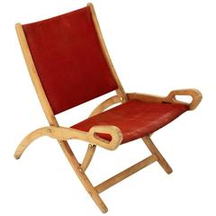 Ninfea Folding Chair by Gio Ponti for Reguitti