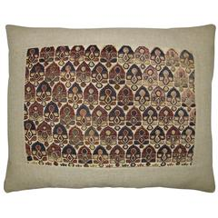 Antique Uzbek Pillow, circa 1820