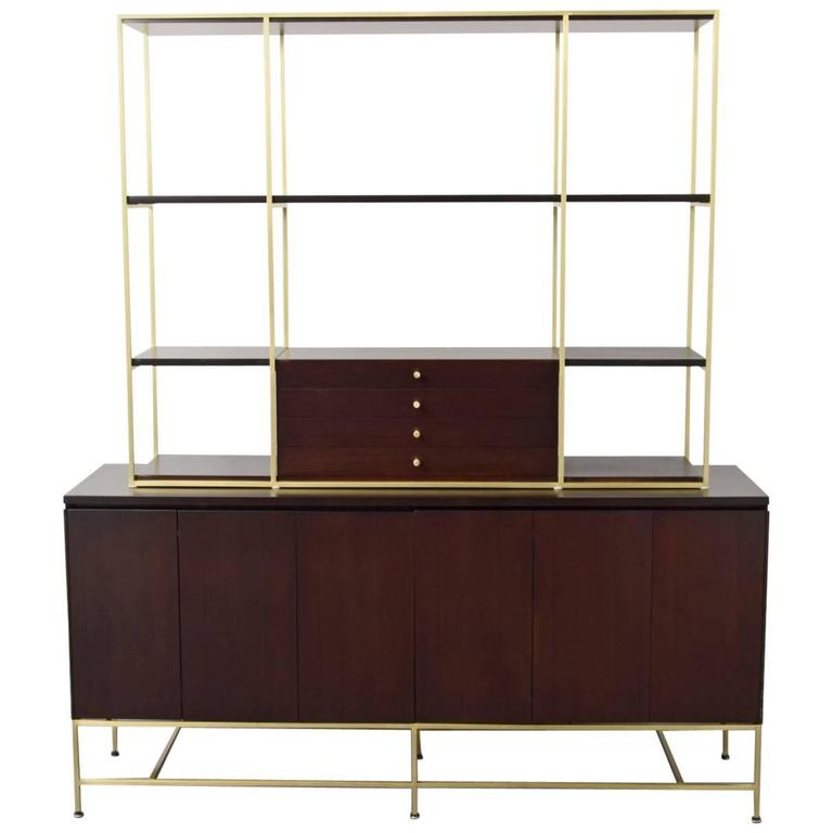 Paul McCobb Shelving Unit or Cabinet