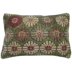 Deco Turkish Rug Pillow