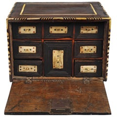 17th Century Alto Plano Traveling Desk