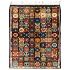 Exceptional Anatolian Dowry Rug