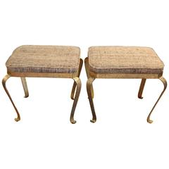 """1950 Stools by """"Colli"""" Turin"""