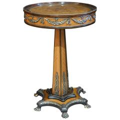 Decorative French Occasional Table