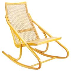 Rocking Chair Ton, circa 1965, Arch Antonín Šuman
